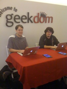 A look at Geekdom in San Antonio