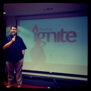 Rackspace co-founder Dirk Elmendorf's crowd-sourced talk