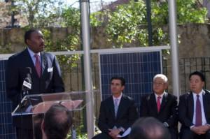 San Antonio lands a major solar project