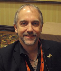 Richard Garriott, game designer, spaceman, CEO of Portalarium
