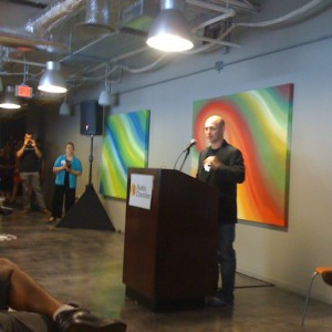 Josh Baer introduces the new Austin Tech Live, a coworking and collaboration space downtown