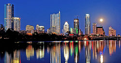 Austin Ranks #5 on Richard Florida's List of Top High Tech U.S. Cities