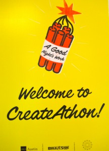 Creating Magic at CreateAthon Austin