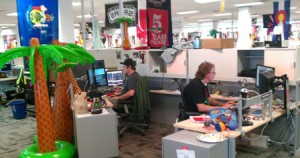 Rackspace's New Offices
