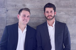 Tim Rothwell and  Brett Berman, co-founder of UMeTime