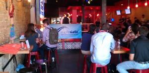 At the SubtleData Developer Garage event