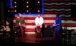 : The Panel (From left) Mark Turner, Lyle Worthington, Bryan Menell