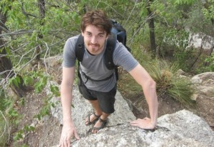 Ross Ulbricht, photo from Twitter