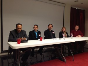 New Rules, New Tools San Antonio panel