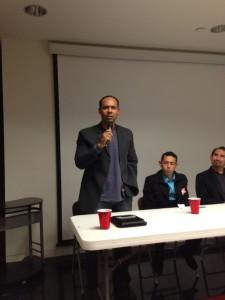 Duane La Bom with the Open Cloud Academy