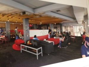 Geekdom Gets a Hip Makeover at its New Digs in the Historic Rand Building