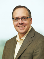 Gregory Wise, vice president with Weber Shandwick