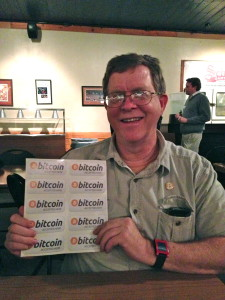 Paul Snow, co-founder of the Austin Bitcoin and Cryptocurrency Meetup