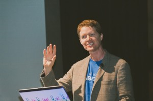 Tableau's CEO Christian Chabot, photo courtesy of Tableau
