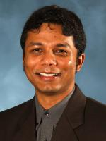Sriram Vishwanath won Faculty Entrepreneur of the Year at UT at Austin. Photo courtesy of UT.