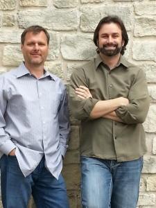 Bryan Menell and Richard Bagonas, co-founders of Mahana