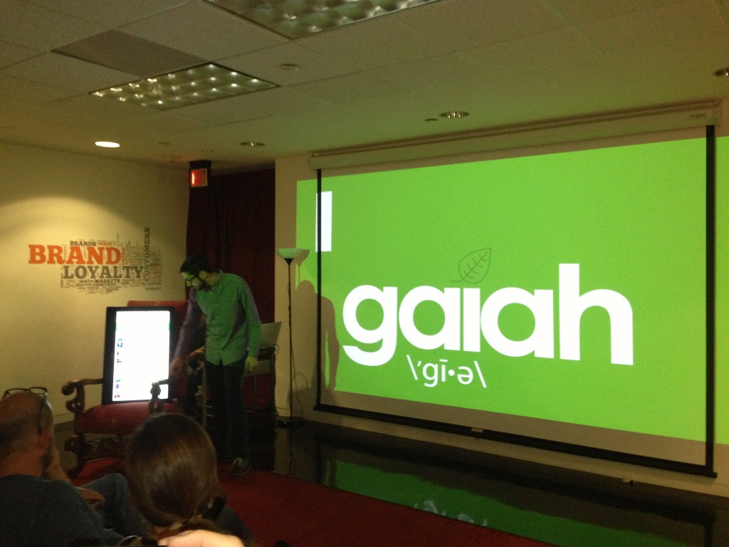 Alex Maingot pitching gaiah