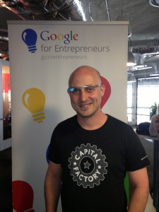 Josh Baer, co-founder and director of Capital Factory.
