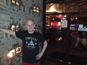 Capital Factory Celebrates its Sixth Anniversary Kung Fu Geek Style