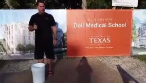 Michael Dell Takes the Ice Bucket Challenge to Support ALS Research