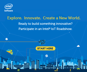 Intel to Host Internet of Things Workshop at TechShop in Austin