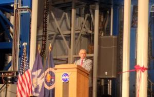 NASA Administrator Charles Bolden, photo courtesy of NASA