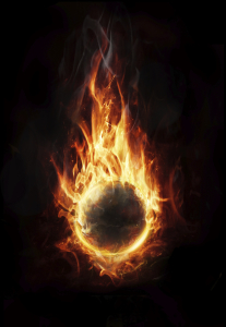 orb of fire