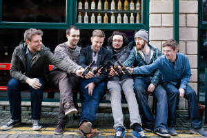 Brewbot team, courtesy photo