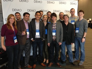 Austin startups at DEMO Fall conference, photo by Jennifer Gooding