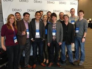 Austin startups at DEMO Fall conference, photo by Jennifer Gooding