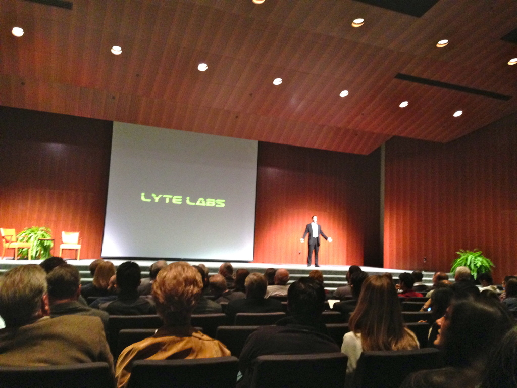 Lyte Labs at Longhorn Startup Demo Day