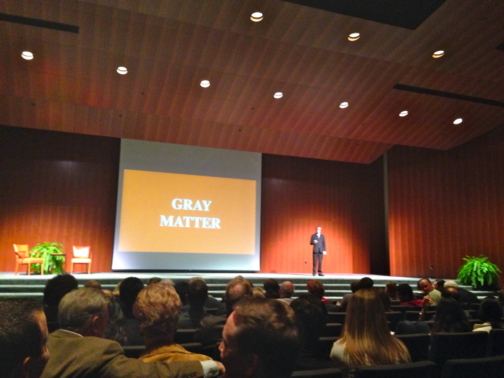 Gray Matter Technologies at Longhorn Startup Demo Day