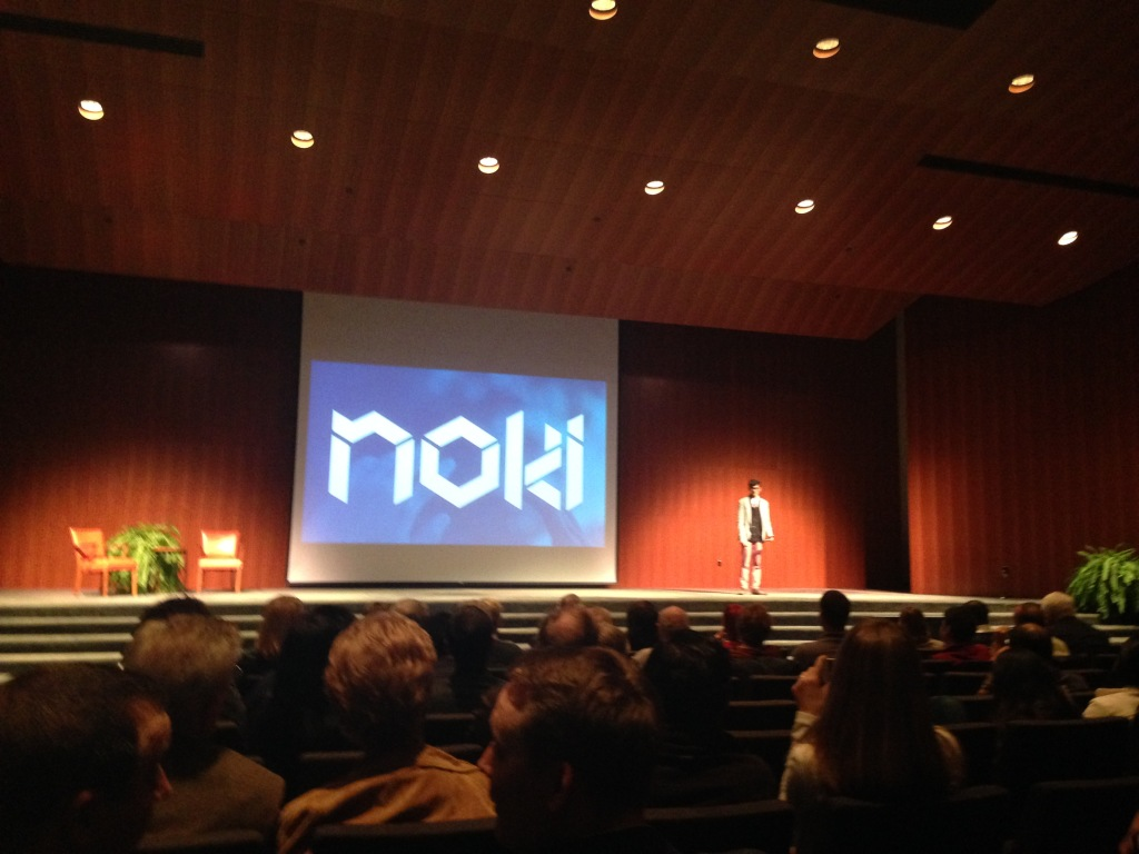 Noki at Longhorn Startup Demo Day