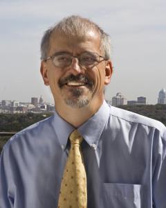 John Melanson, senior technical advisor for Cirrus Logic in Austin.