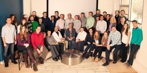 The team at Vast, photo courtesy of the company.
