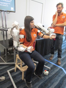 The UT Austin HARMONY Robotic Exoskeleton