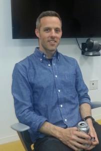 Jay Simons, president of Atlassian