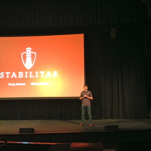 Gregg Adams, Co-founder of Stabilitas