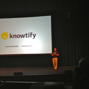 Subu Rama, Co-Founder of knowtify