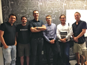 Austrian Entrepreneurs visiting Austin include Alex Pinter of Trayn, Thomas Schranz of Blossom, Florian Dorfbauer of Usersnap, Waldemar Hummer of Riox, Hannes Leo of cbased and Johannes Matiasch of Sweazer.