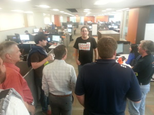 Tour of Spiceworks' new headquarters