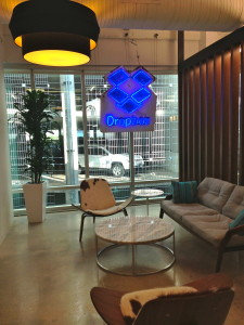 Dropbox Shows Off its New Austin Offices