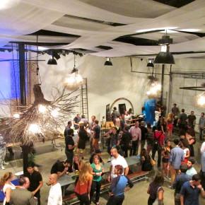 Atlas Wearables party at Vuka.