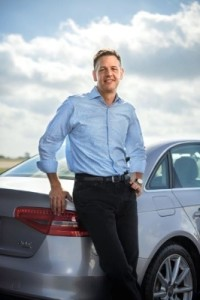 Luke Schneider, CEO of Silvercar, has directed the company through its largest capital raise to date with a $28 million Series C equity issuance led by Audi, courtesy photo.