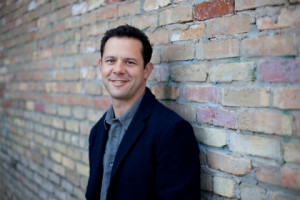 Jon Driscoll, OneSpot's new Chief Revenue Officer, courtesy photo.
