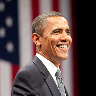 President Barack Obama, courtesy photo.