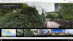 Google Maps Enables Virtual Visits to Austin and Texas Landmarks