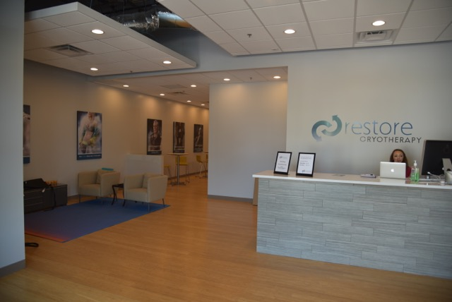 Restore Cryotherapy in Austin, courtesy photo