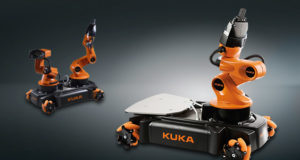 Kuka's robots, courtesy photo.