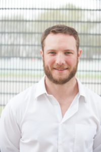 Charlie Kolb, co-founder of telemedicine startup Chiron Health, photo courtesy of the company